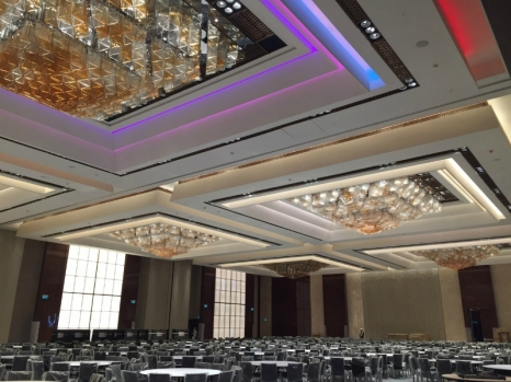 JW Marriott Ball room