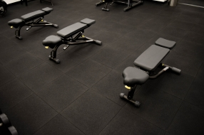 Pliteq GenieMat FIT Fitness Flooring